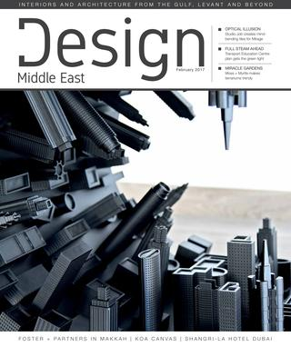 Design Middle East February 2017