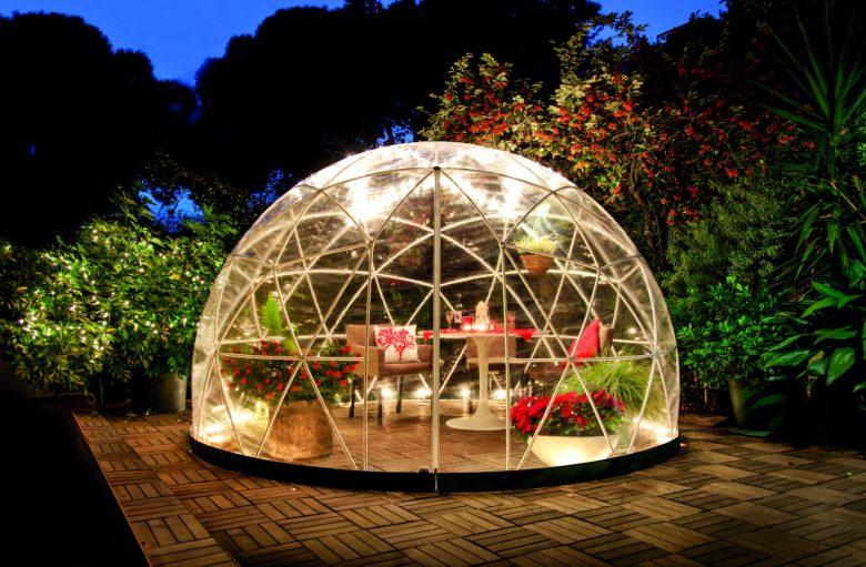 garden igloo design middle east. Black Bedroom Furniture Sets. Home Design Ideas