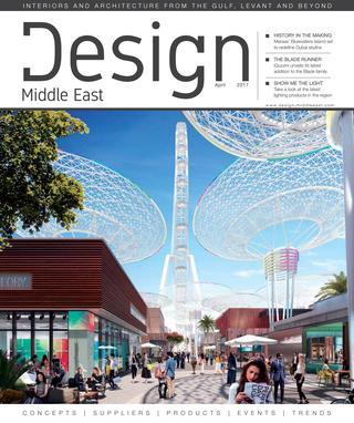 Design Middle East April 2017