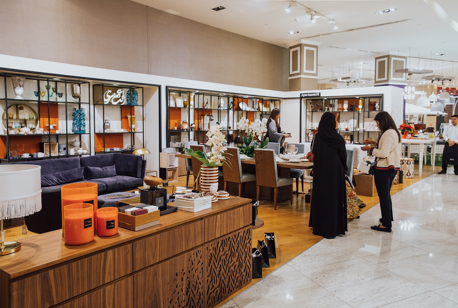 Apartment 51 launches its first store in Dubai Mall - Design Middle East