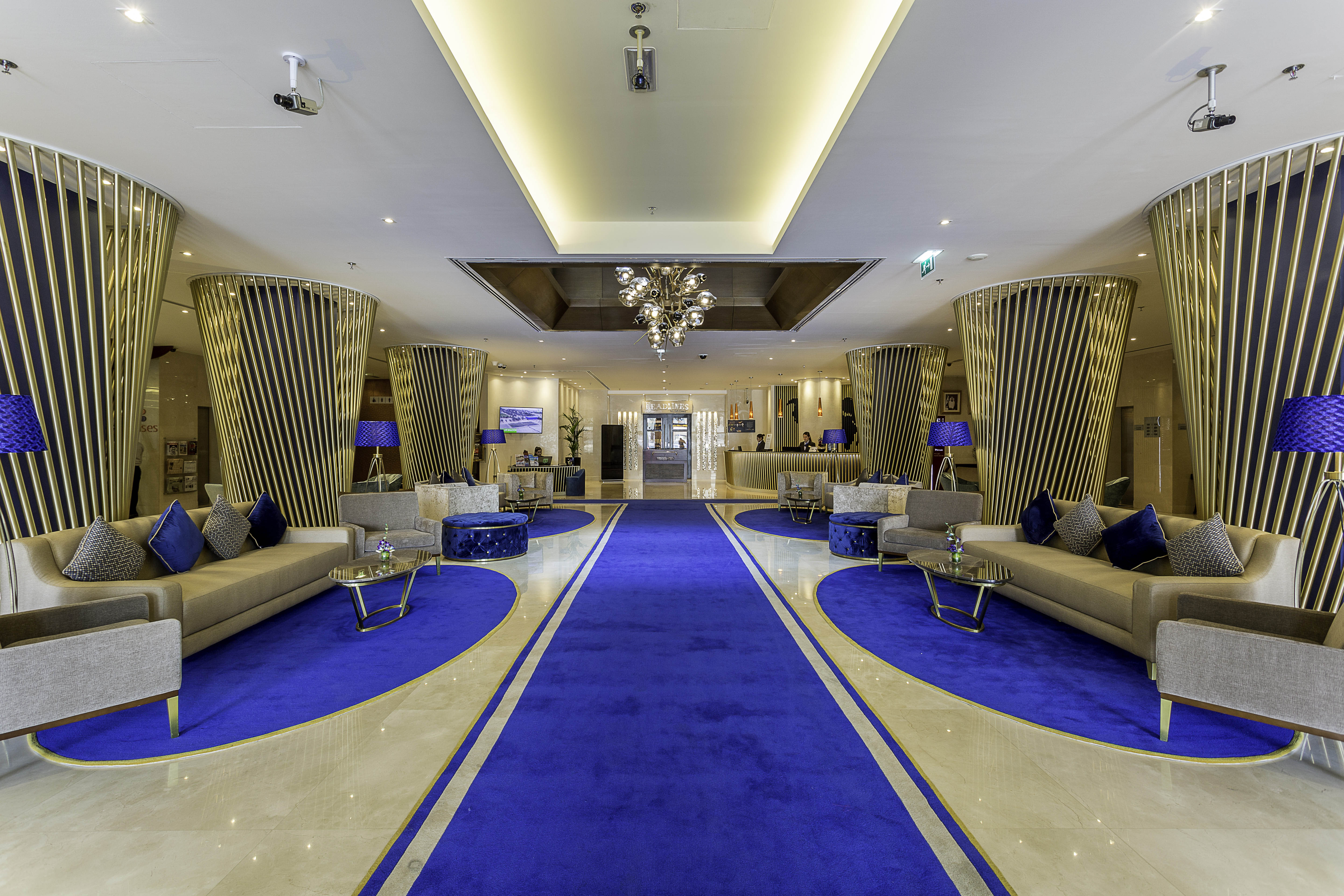 Design Haus Medy redesigns Mercure Gold Hotel - Design Middle East