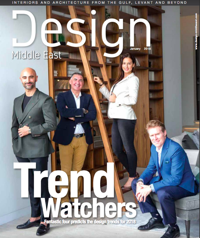 Design Middle East January 2018
