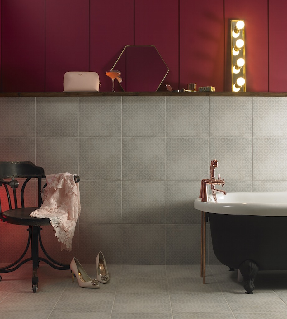 Changing World Of Ceramic Tiles Design Middle East