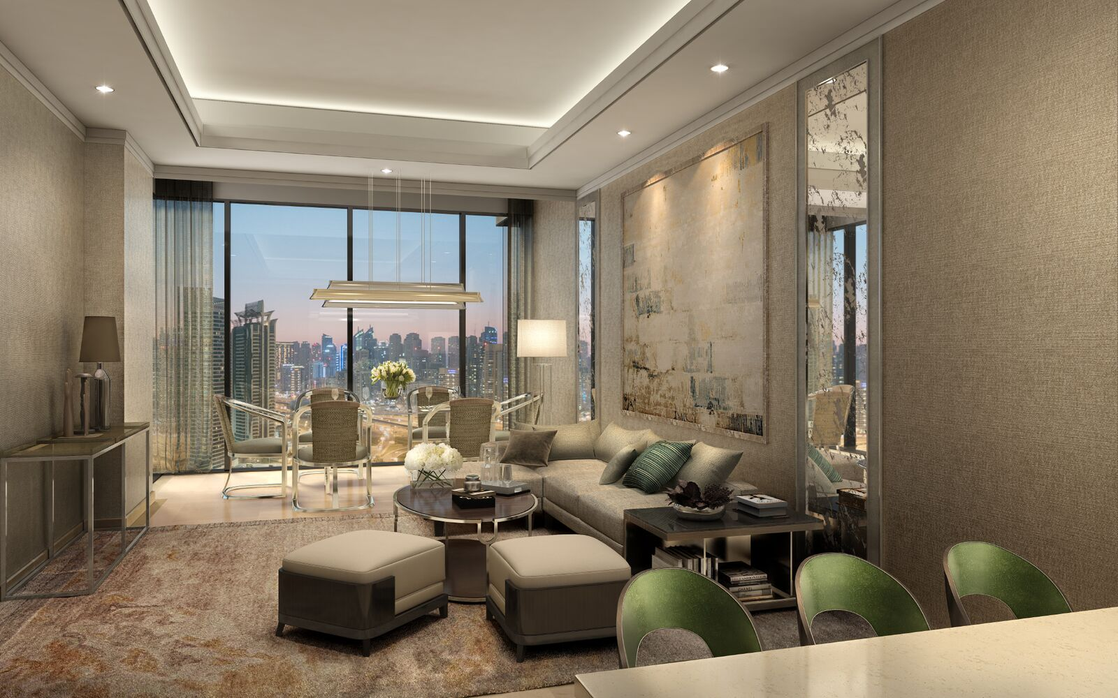 The Residences by Signature Developers, scheduled for completion ...