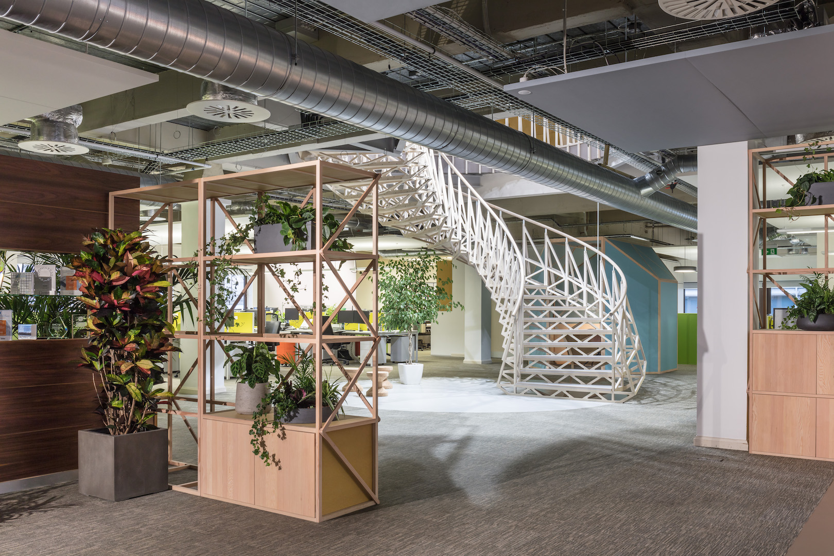 Well Design: There's More To Biophilia Than Just Plants