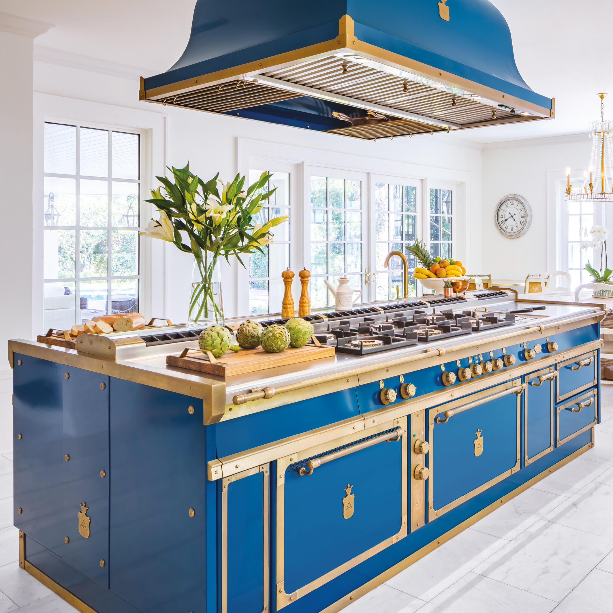 Designer Kitchens East: Design Middle East