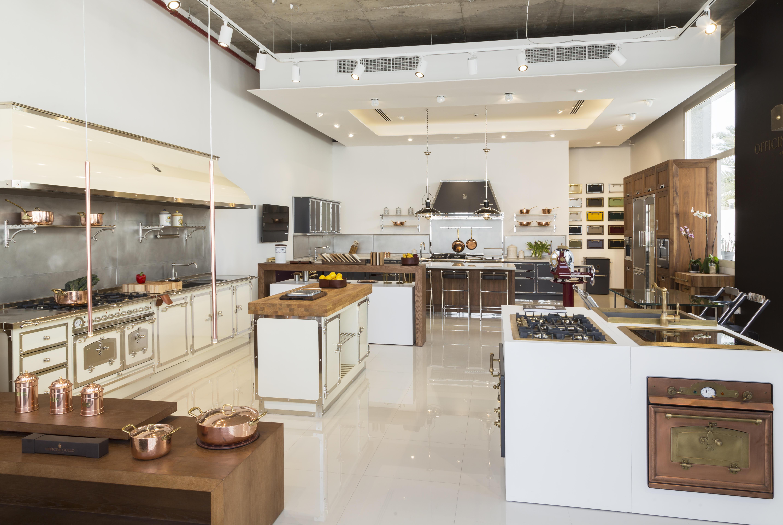 officine gullo opens new showroom on jumeirah beach road designhigh end kitchen brand officine gullo has opened a new single brand showroom located at umm suqeim 2 between al manara road and the burj al arab