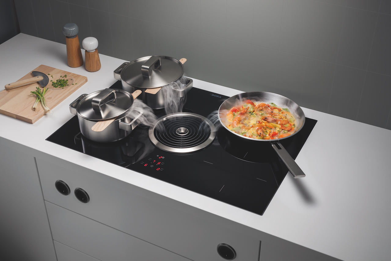 German Brand, BORA Is Ready To Take On The Kitchen Appliances Market By  Storm. BORA Is Brought To The UAE Market By Kitchen U0026 Bath Gallery At Dubai  Design ...