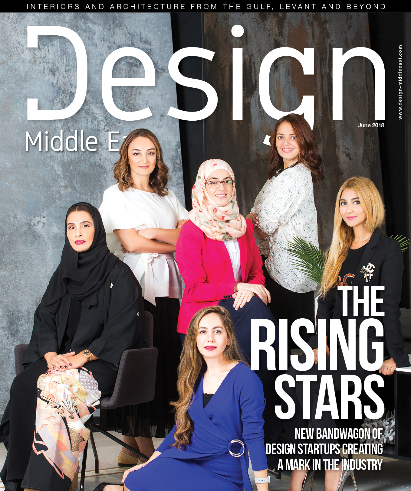 Design Middle East June 2018