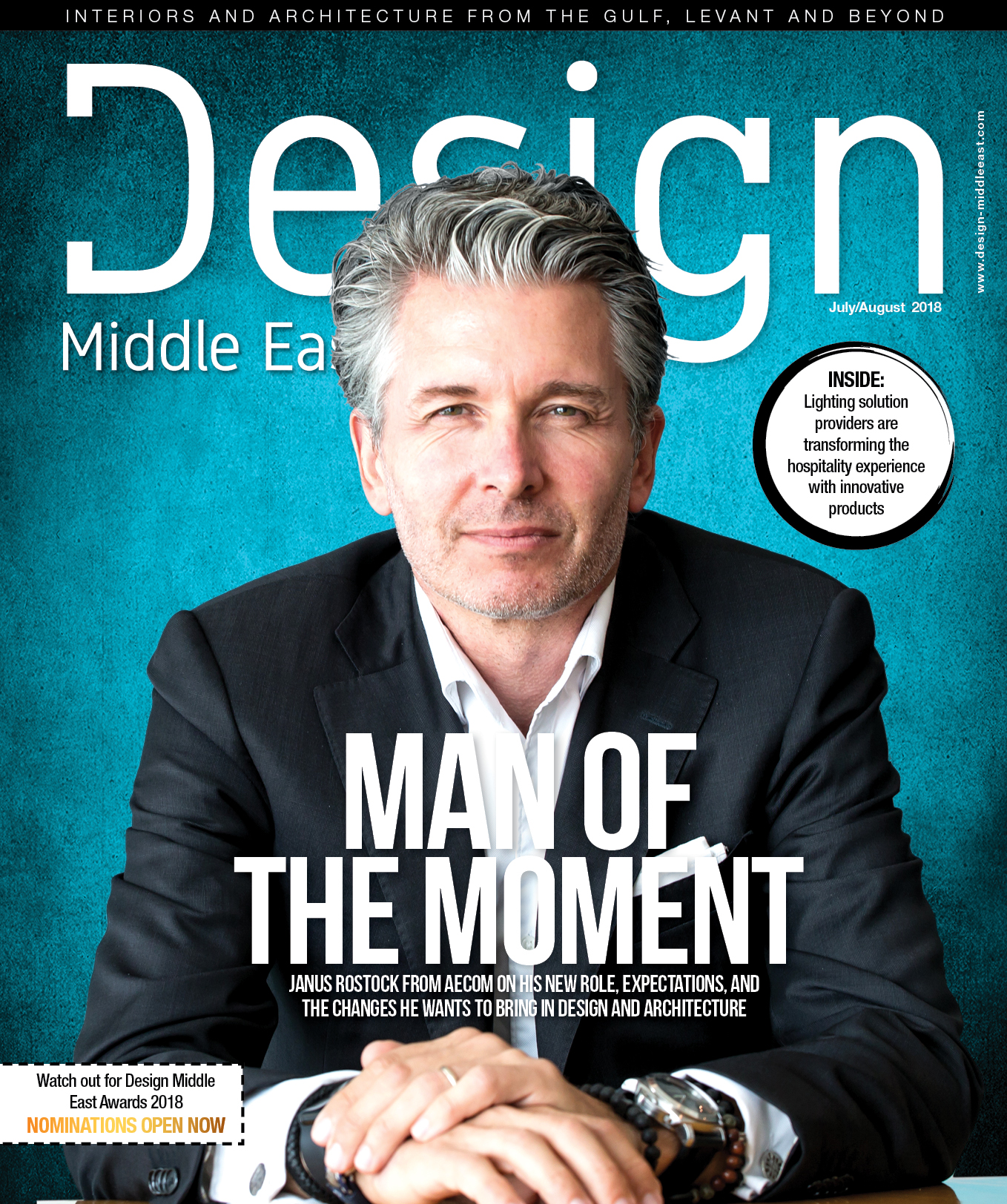 Design Middle East July/August 2018
