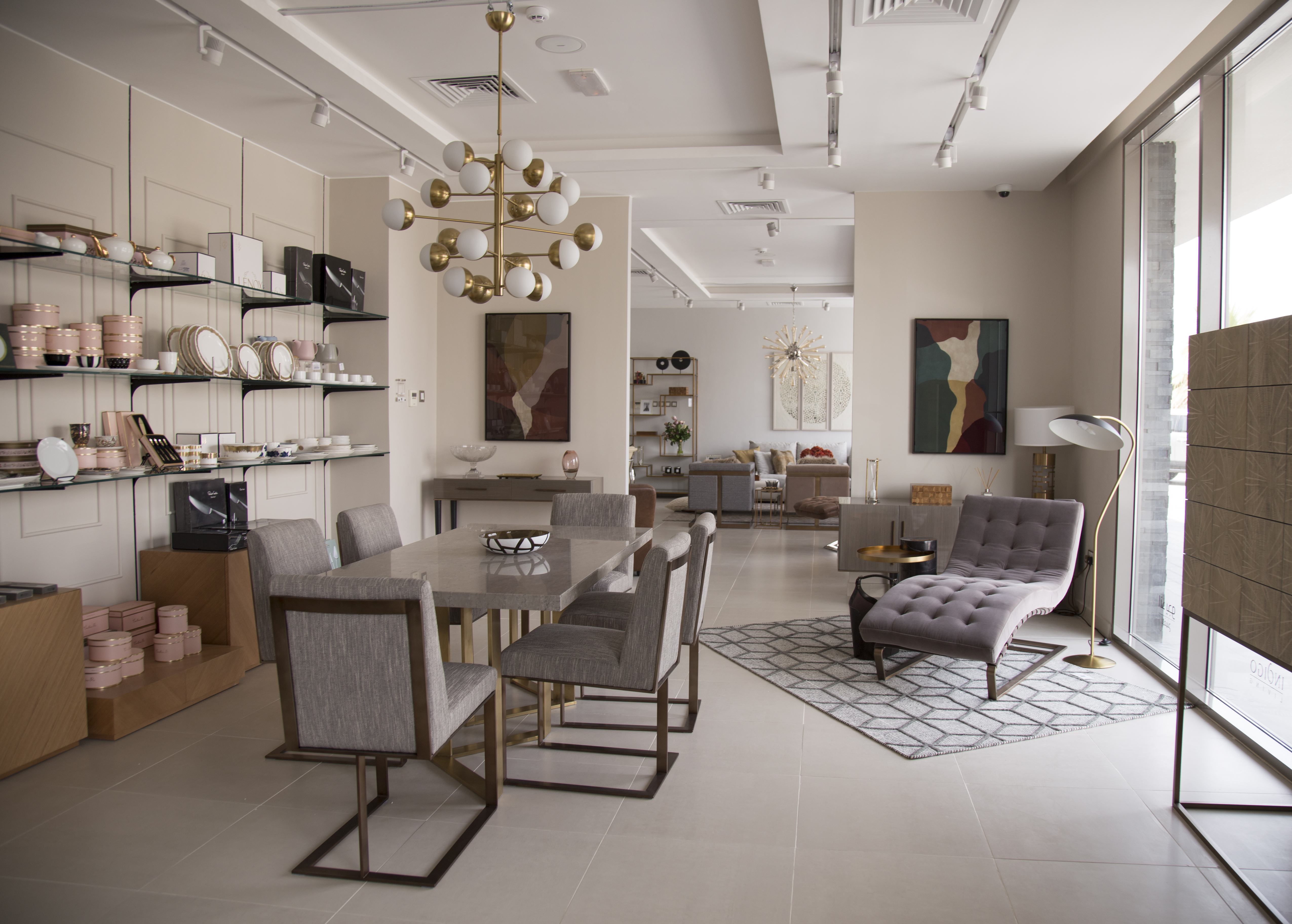 Home Furnishing Retailer And Interior Design Service Provider, Indigo  Living Opened Its Second Store In The Emirate On Al Wasl Road.