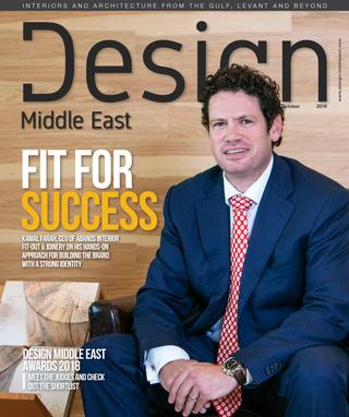 Design Middle East October 2018