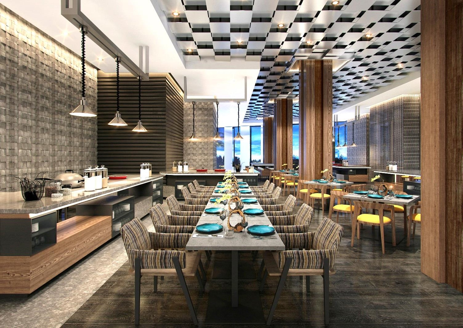 Jpa Design Merges With Dubai Based S2 Interiors Design Middle East