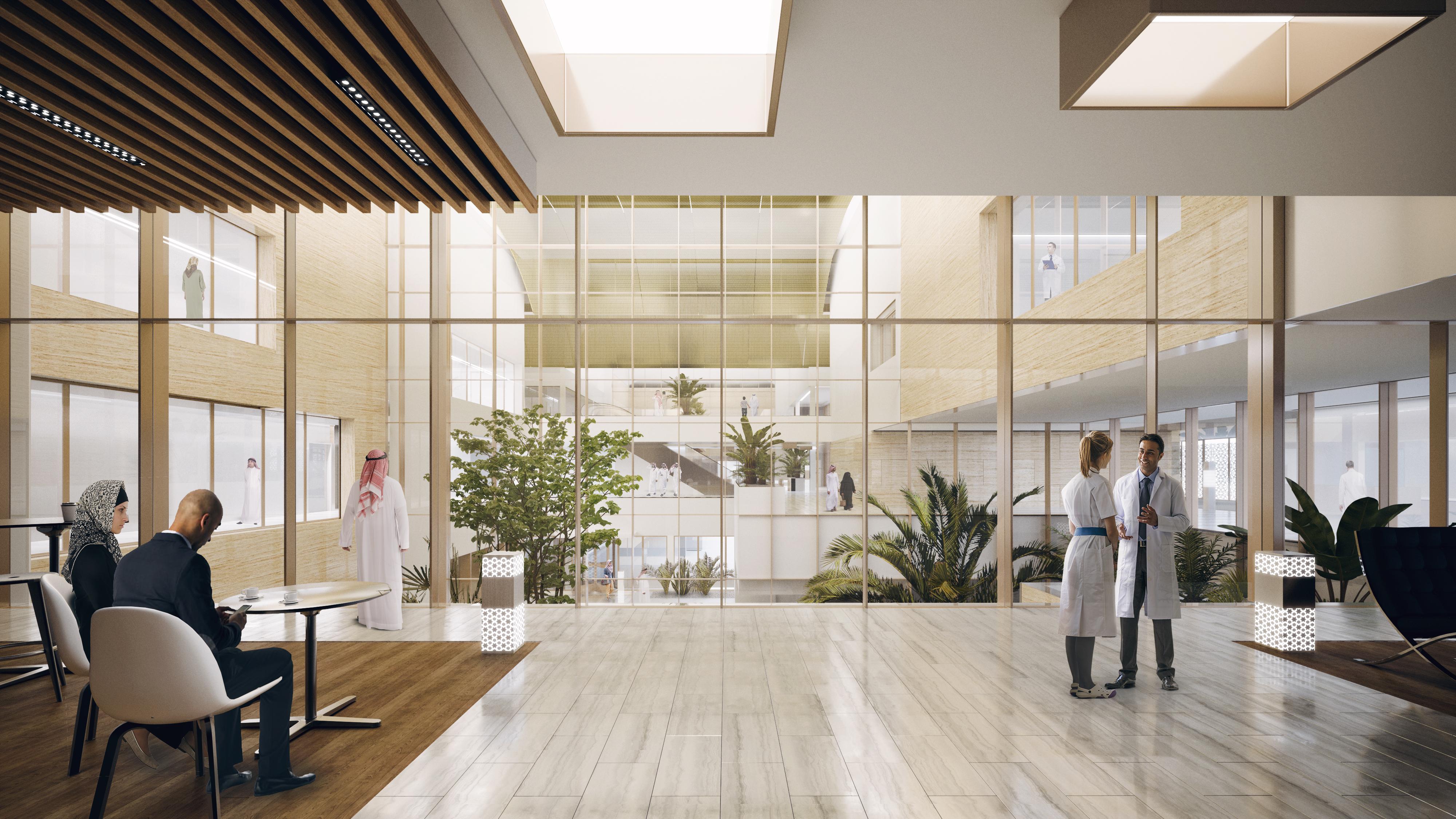 Design impacts wellness! Experts from GAJ, dwp, Summertown