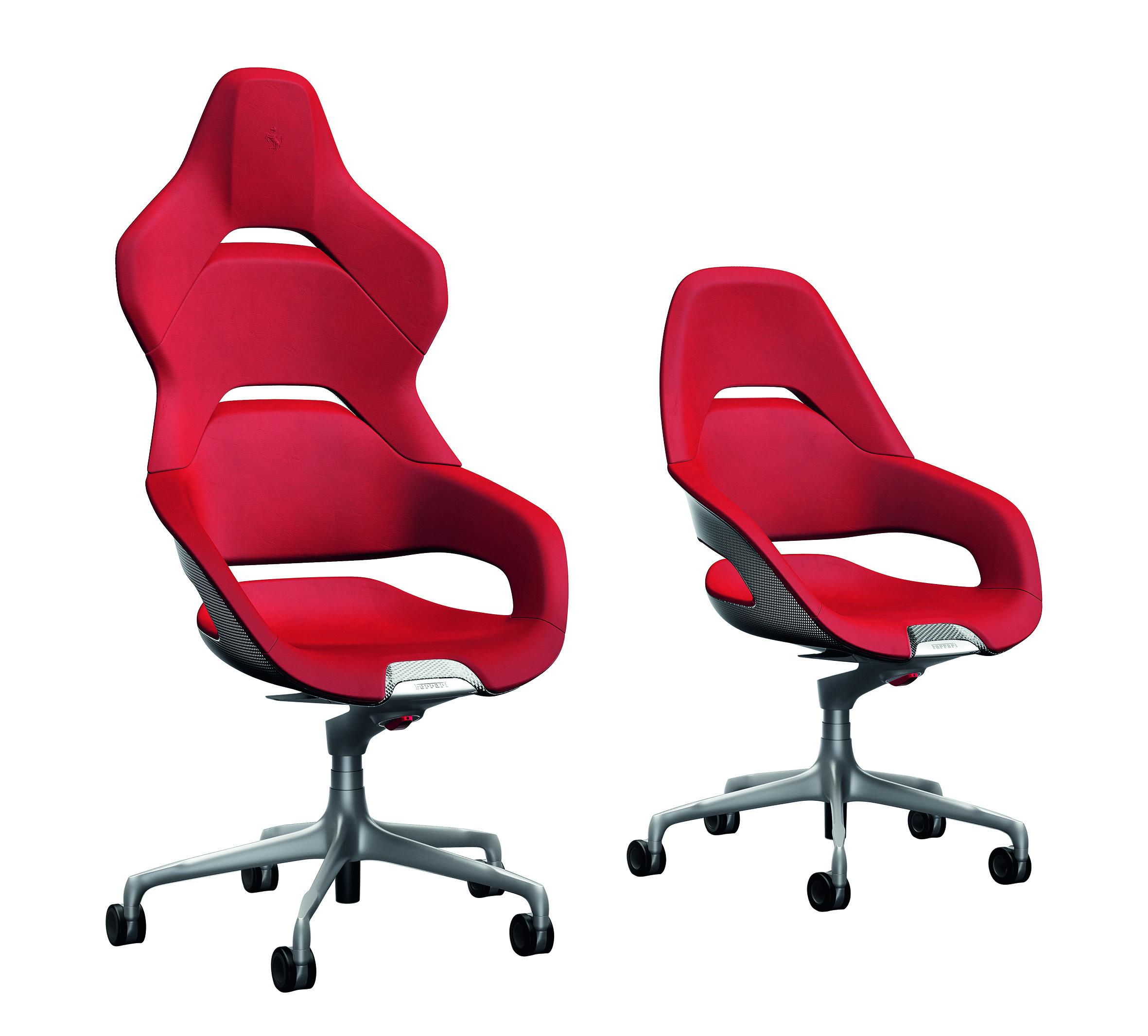 Poltrona.Ferrari And Poltrona Frau Launch Limited Edition Cockpit Chair