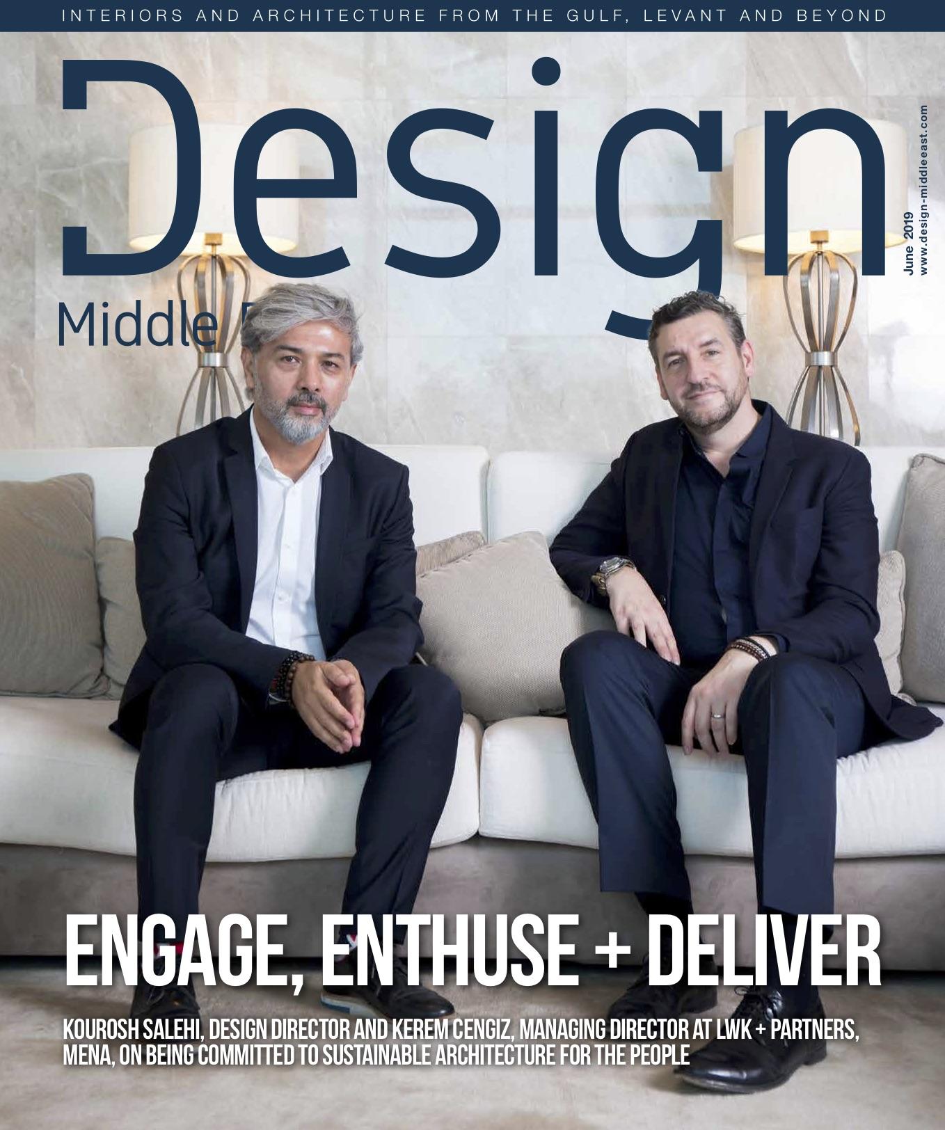 Design Middle East June 2019