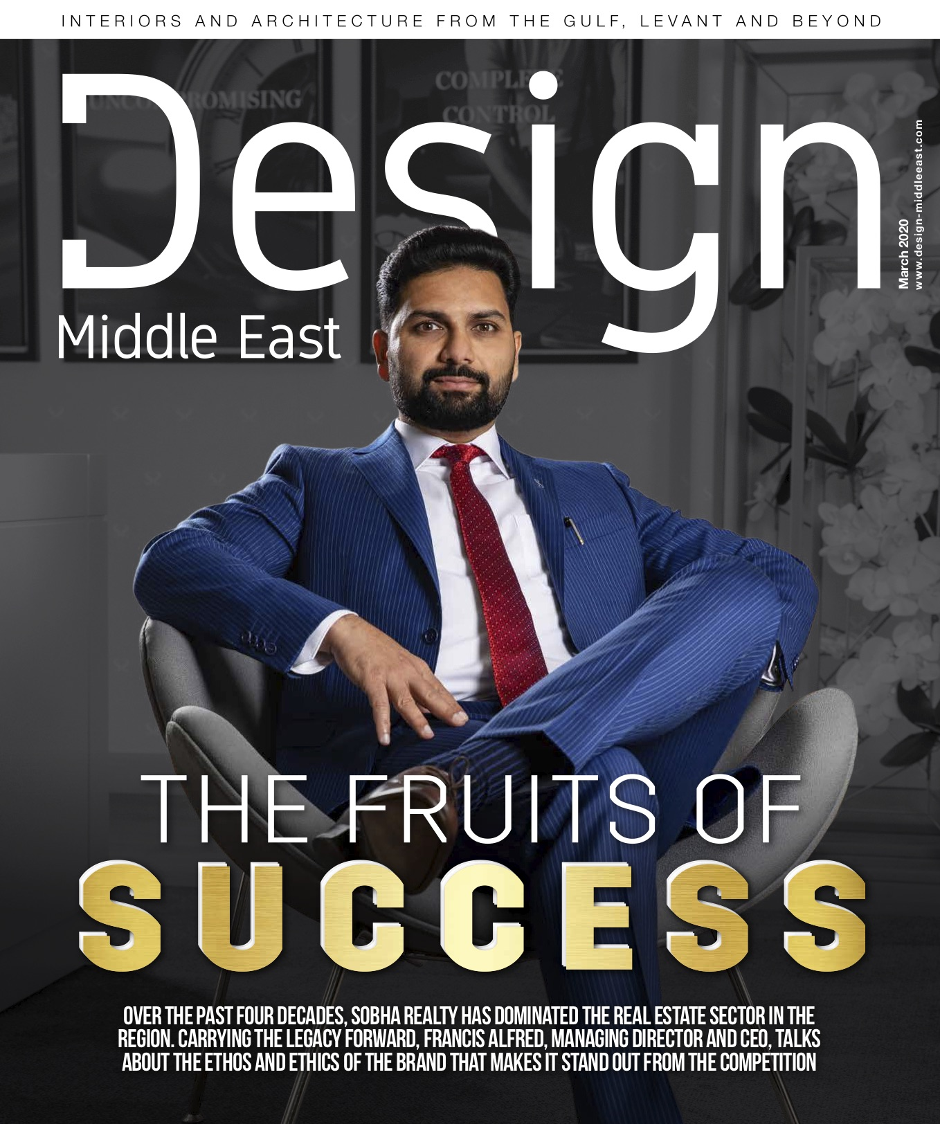 Design Middle East March 2020