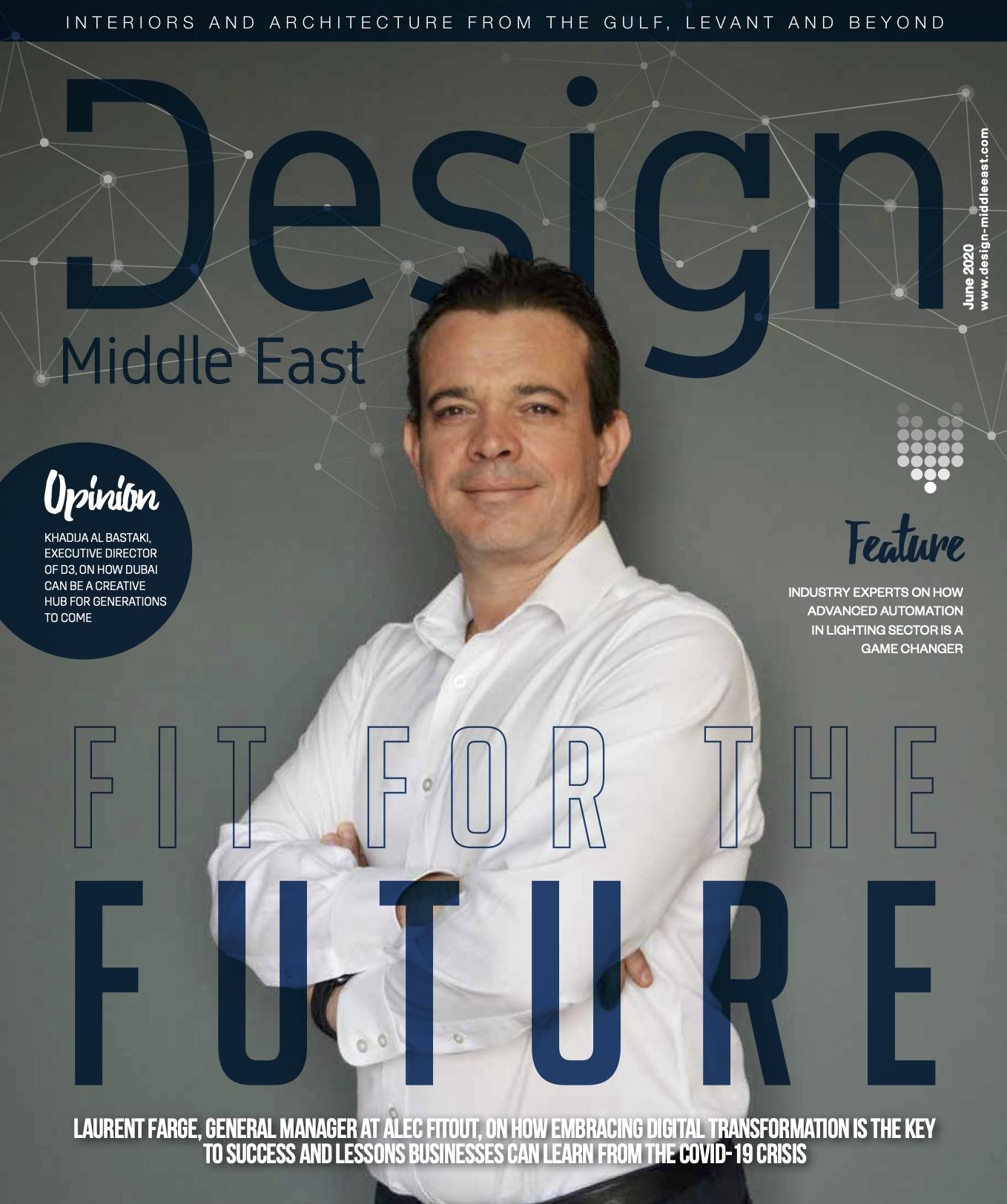 Design Middle East June 2020