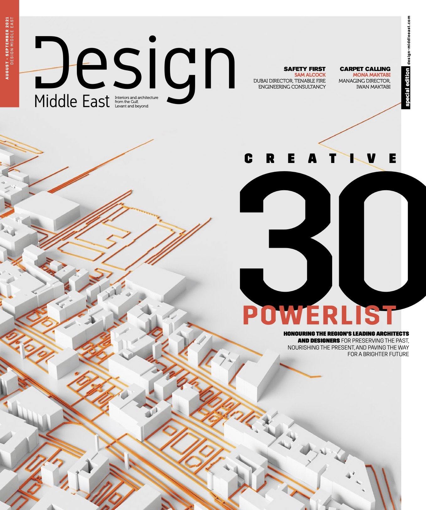 Design Middle East Aug-Sep 2021